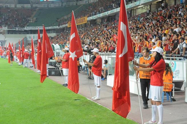 Konya'da muhteşem görüntüler 1