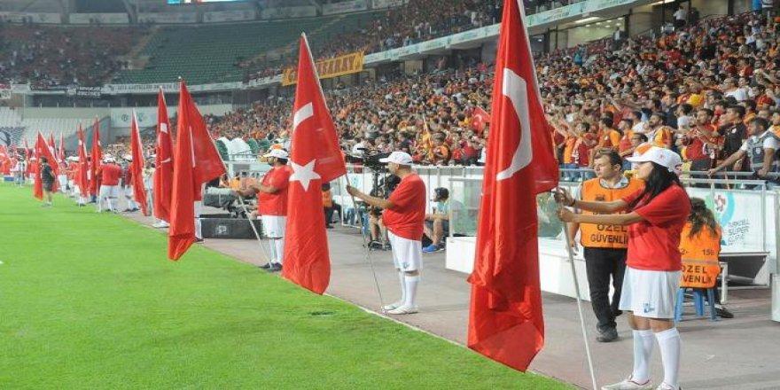 Konya'da muhteşem görüntüler