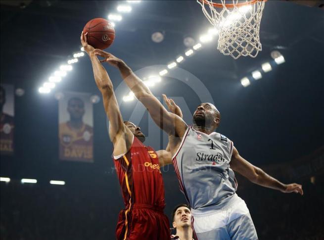 Galatasaray Odeabank ULEB Avrupa Kupası Şampiyonu 11