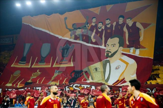 Galatasaray Odeabank ULEB Avrupa Kupası Şampiyonu 15