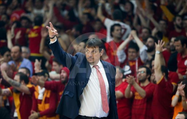 Galatasaray Odeabank ULEB Avrupa Kupası Şampiyonu 16