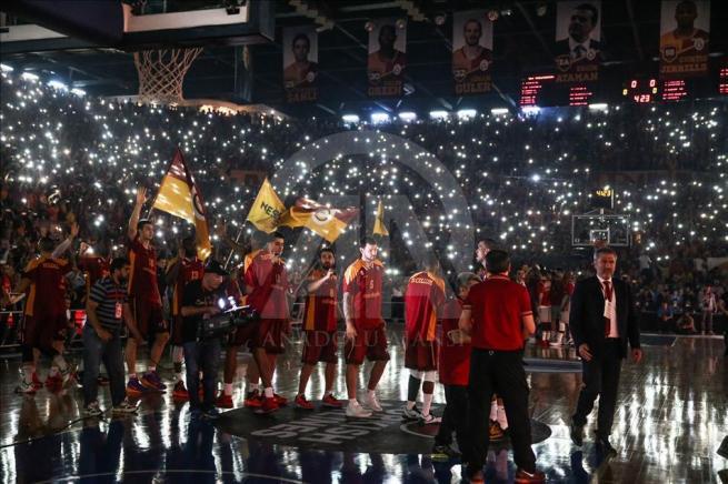 Galatasaray Odeabank ULEB Avrupa Kupası Şampiyonu 17