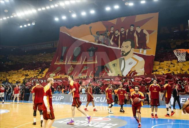 Galatasaray Odeabank ULEB Avrupa Kupası Şampiyonu 18