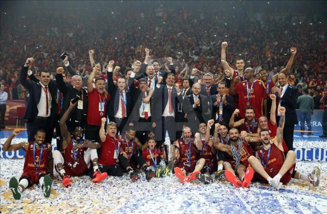 Galatasaray Odeabank ULEB Avrupa Kupası Şampiyonu 21