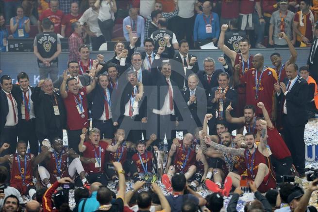 Galatasaray Odeabank ULEB Avrupa Kupası Şampiyonu 22