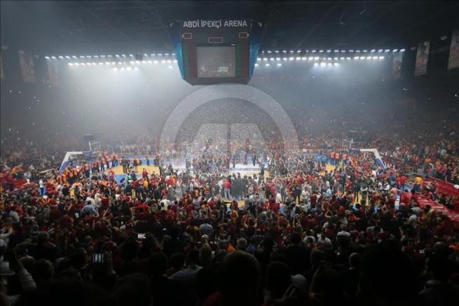 Galatasaray Odeabank ULEB Avrupa Kupası Şampiyonu 23