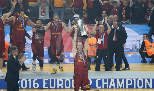 Galatasaray Odeabank ULEB Avrupa Kupası Şampiyonu 24