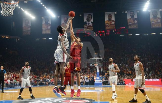 Galatasaray Odeabank ULEB Avrupa Kupası Şampiyonu 3