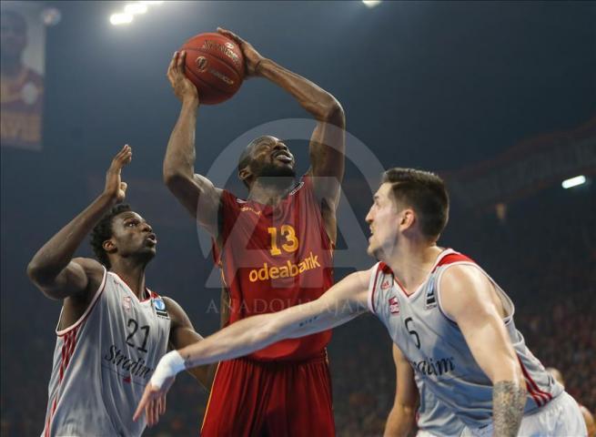 Galatasaray Odeabank ULEB Avrupa Kupası Şampiyonu 8