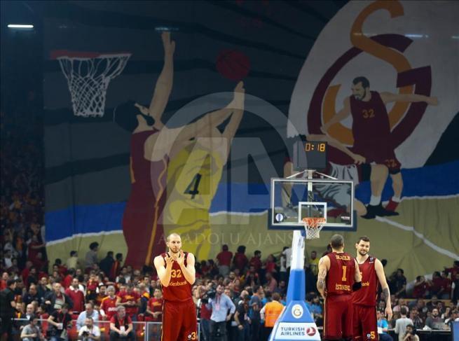Galatasaray Odeabank ULEB Avrupa Kupası Şampiyonu 9