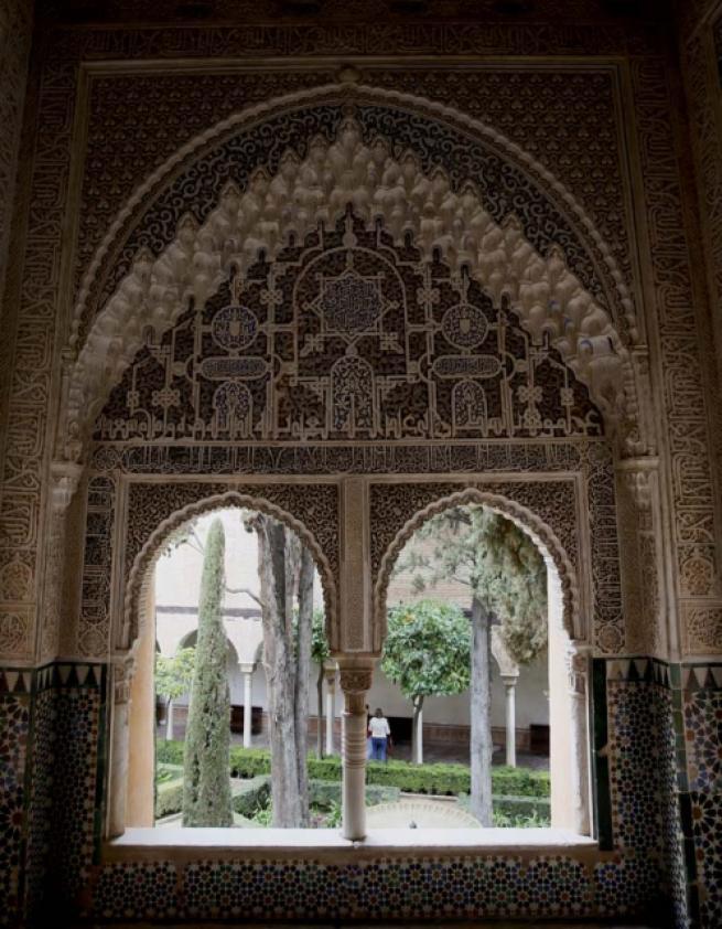 """Masallardaki gibi saray """"El Hamra"""" 7"""