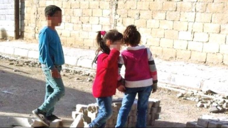 PKK çocukları kullanıyor!
