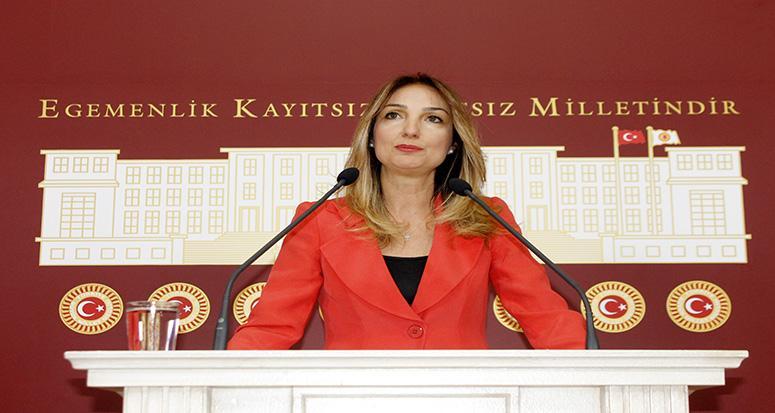 CHP'li Nazlıaka ihraç istemiyle disipline sevk edildi!