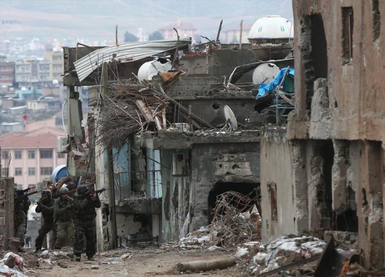 Üst düzey PKK'lılar öldürüldü!