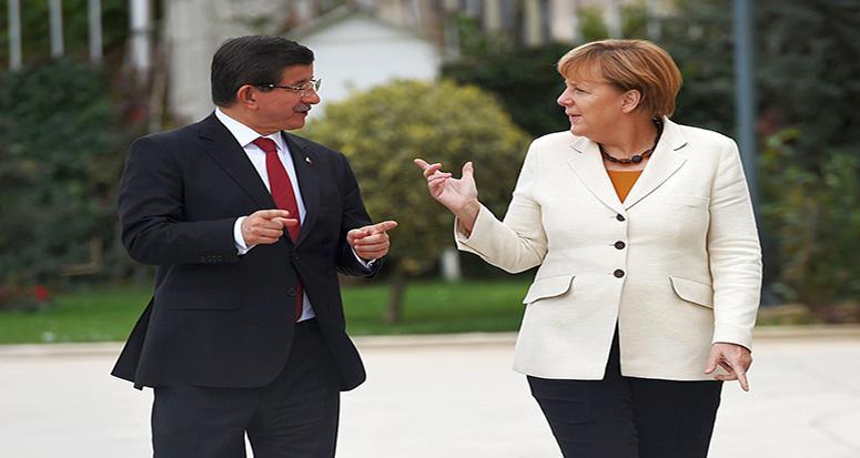 Merkel'den kritik ziyaret