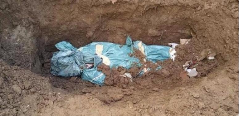 PKK'nın 'toplu mezar oyunu'