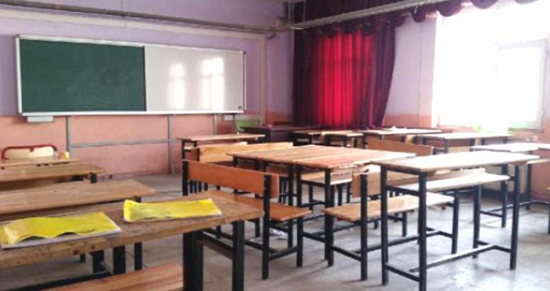 Zil çalmadı! '1 öğrenci okula geldi'