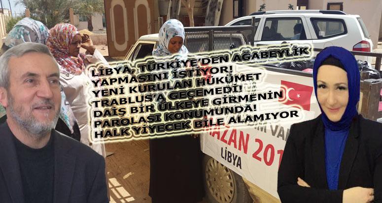 İHH Yönetim Kurulu üyesi Ahmet Sarıkurt, Libya'daki son durumu Avaztürk'e anlattı