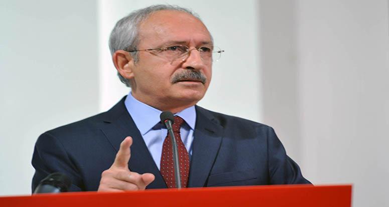 Kılıçdaroğlu'na 3 davalık suç duyurusu!