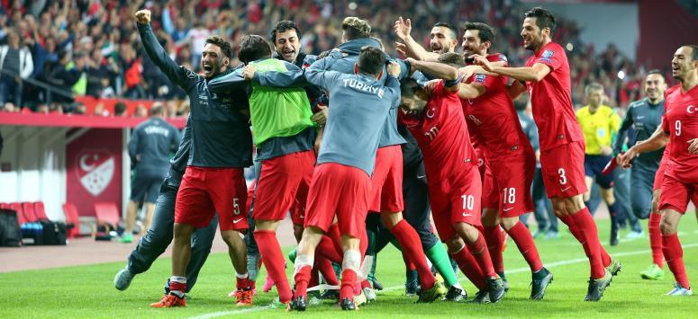A Milli Futbol Takımı Avusturya ile karşılaşacak