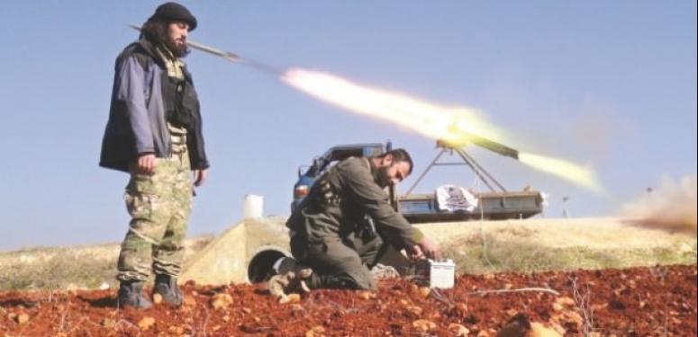 Teröristler birlik oldu 'Güvenli bölgeye' saldırı!