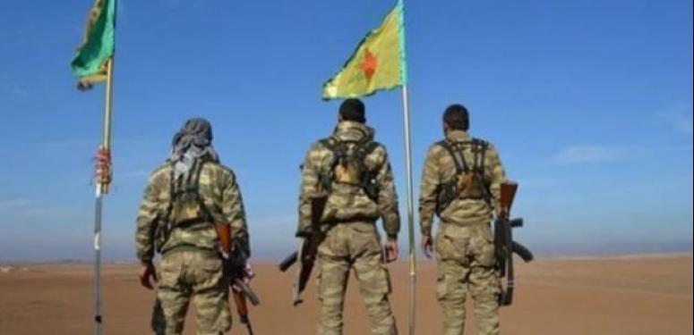 YPG'ye dört uçak dolusu silah gönderdi