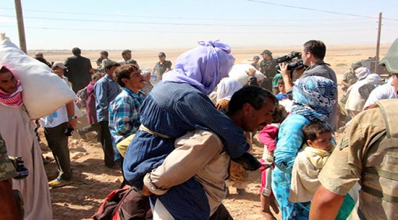Türkiye'ye acil çağrı: Sınırı açın!