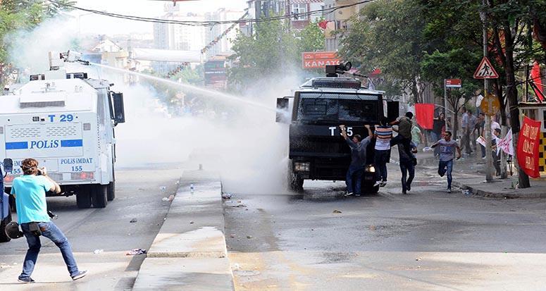 Nusaybin'de polise roketatarlı saldırı!