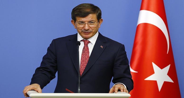 Başbakan Davutoğlu açıklama yaptı