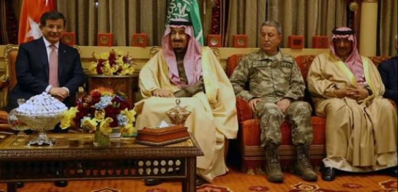 Suudi Arabistan ile tatbikat açıklaması