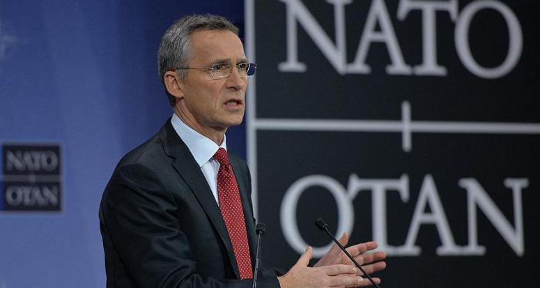 NATO'dan flaş açıklama: Savaş gemileri hazır durumda