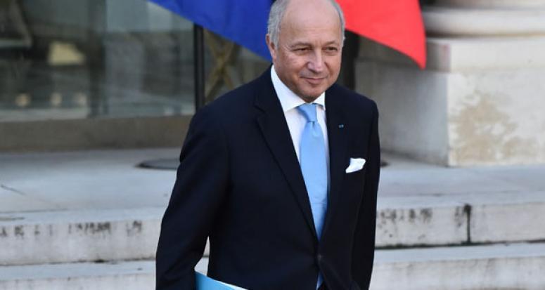 Fransa Dışişleri Bakanı Fabius istifa etti