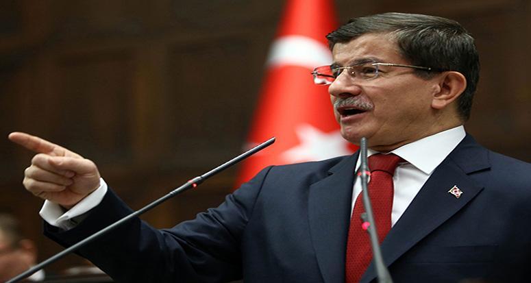 Davutoğlu, YPG'ye operasyon sinyalini verdi!