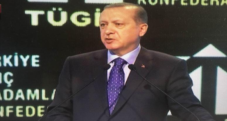 Erdoğan: 'BM sen  ne işe yarıyorsun?'