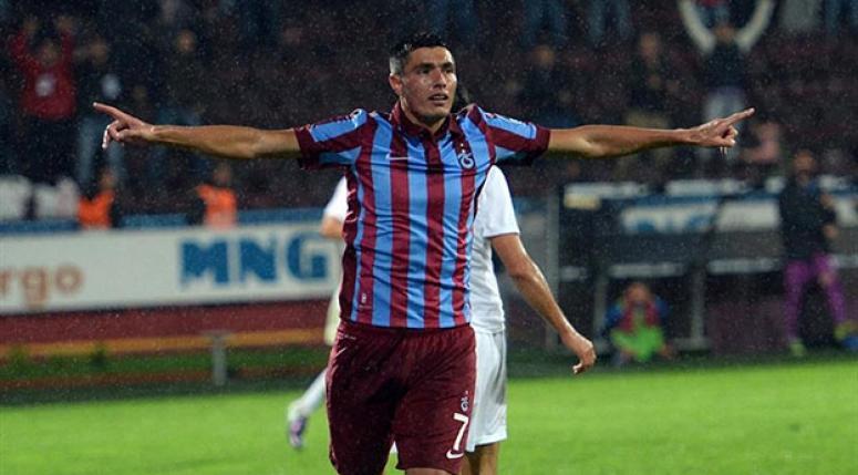 Trabzonspor'dan Cardozo açıklaması!
