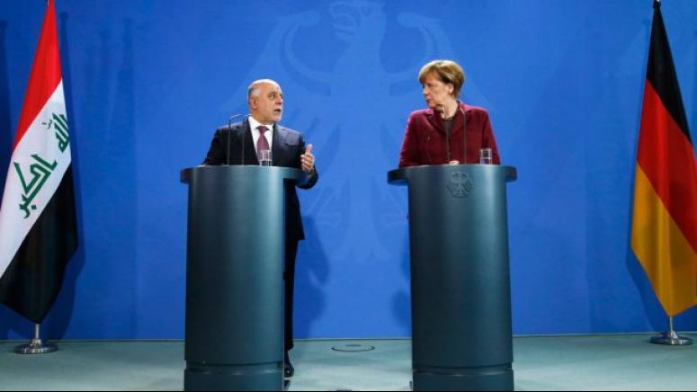 Merkel'den Barzani'ye: Kürtler Irak'tan Ayrılmamalı