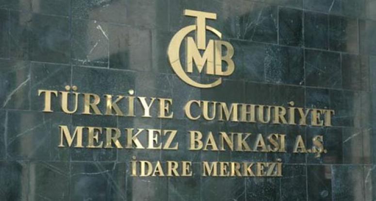 Merkez Bankası'nın brüt rezervleri arttı