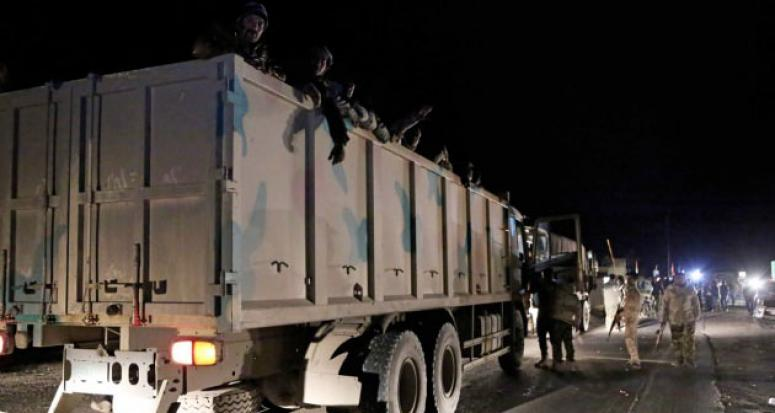 Irak ordusudan Musul'u geri almak için hamle