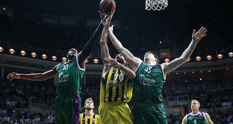Fenerbahçe THY Avrupa Ligi'nde yenilgisizliğini korudu