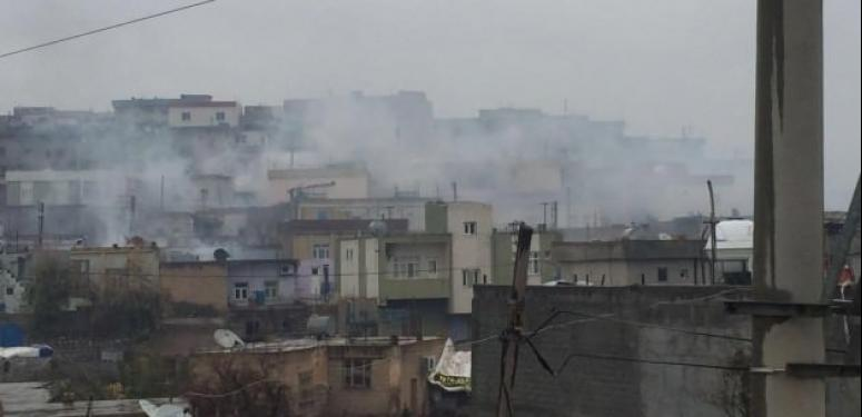Nusaybin'den patlama sesleri!