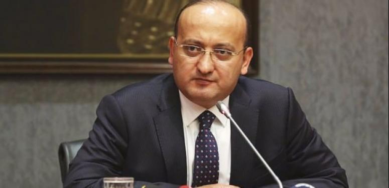 Akdoğan 'Amaçları Türkiye'yi zorda bırakmak'