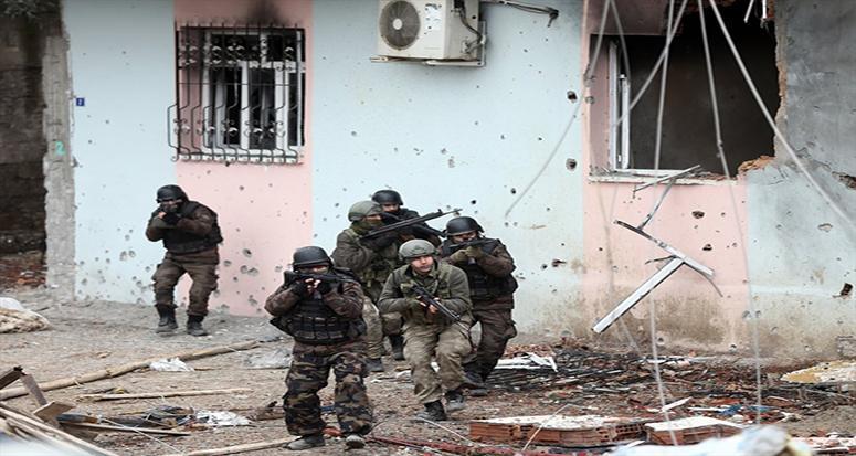 PKK'ya hava harekatı: Öldürüldüler!