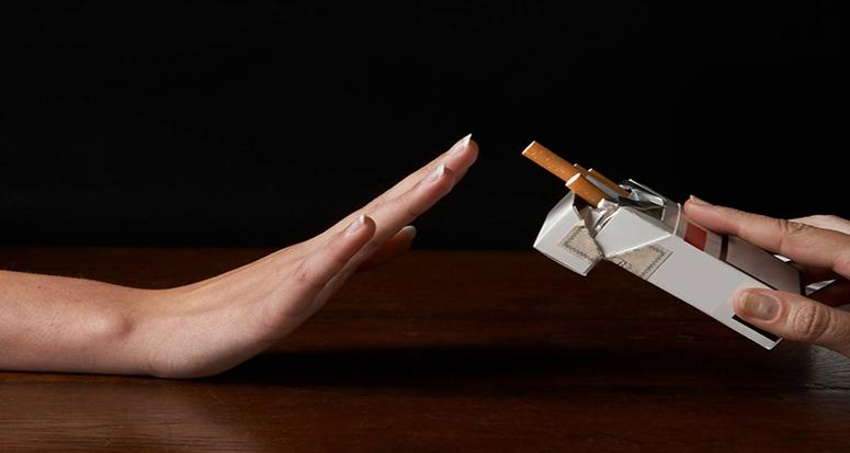 Sigarayı bırakmak zor değil