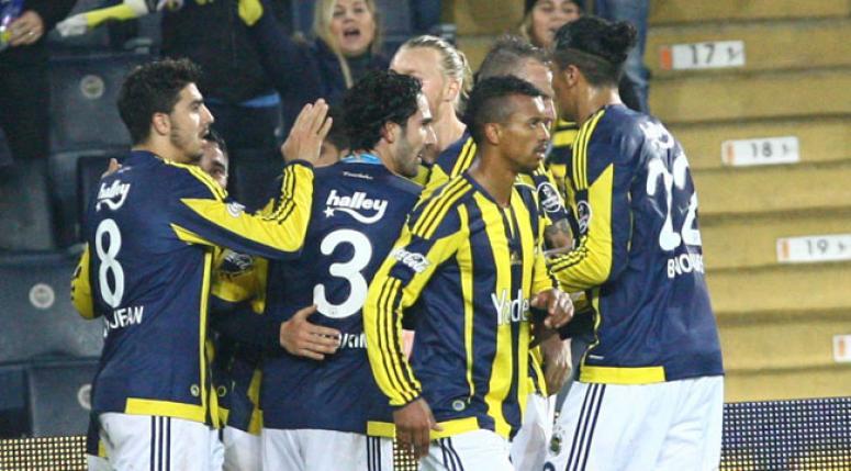 Fenerbahçe paşa paşa geçti!