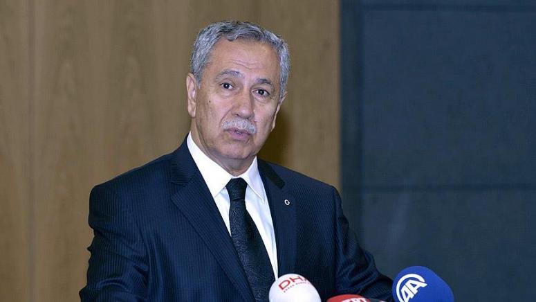 AK Parti'den Bülent Arınç açıklaması