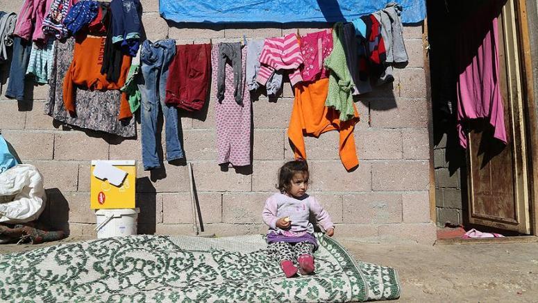 Suriye'de 4,5 milyon insan kendi ülkesinde 'sığınmacı'