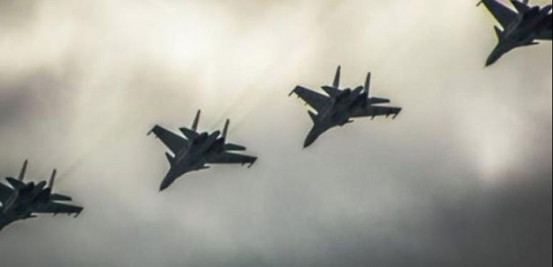 Rusya Türkiye sınırını bombaladı