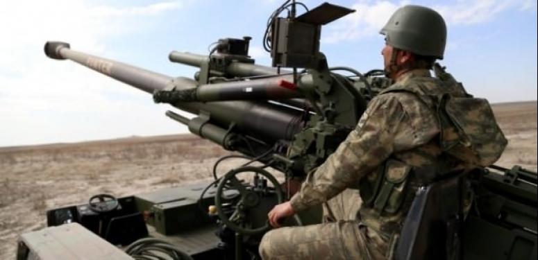Türkiye bambaladı! YPG kaçtı