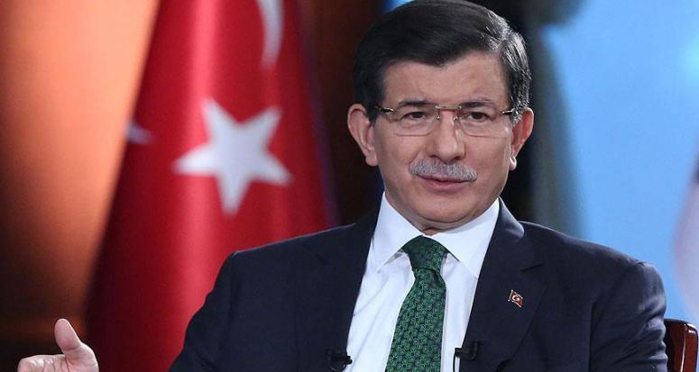 Başbakan Davutoğlu'dan son dakika 'YPG' açıklaması