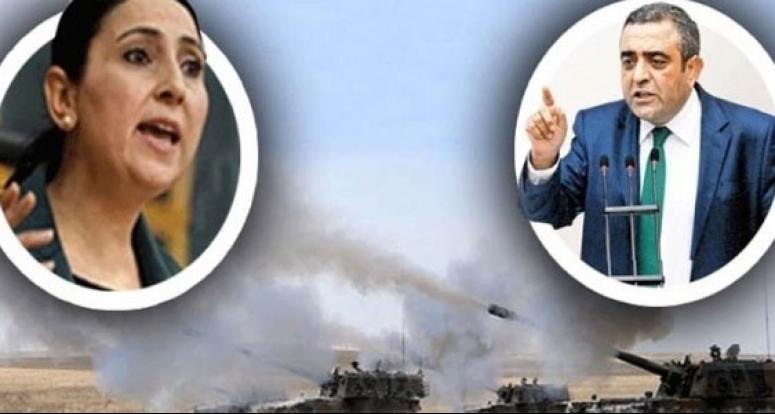 Türkiye vurdu, 'içerideki hainler' de rahatsız oldu